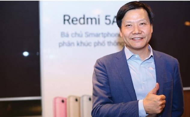 CEO tỉ đô của Xiaomi