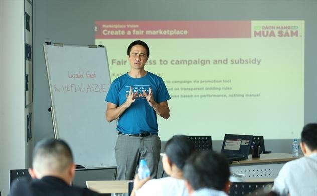 Vì sao Lazada Việt Nam thay CEO?