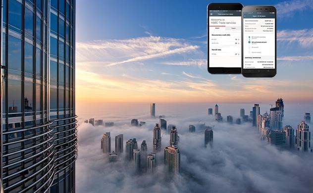 HSBC triển khai ứng dụng kỹ thuật số giúp theo dõi các  giao dịch thương mại