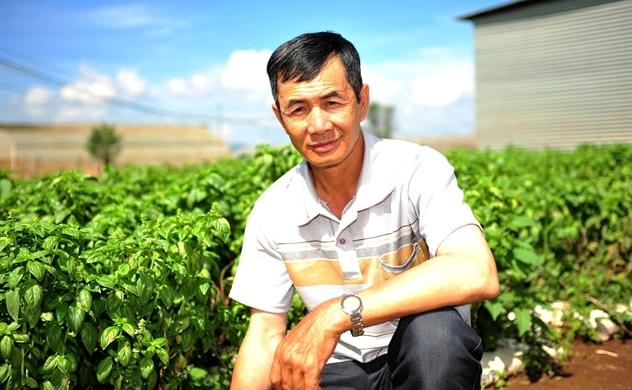 Những nông dân kinh doanh tiền tỷ mỗi năm