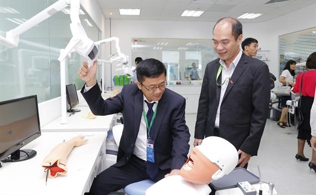 3M khánh thành Trung tâm Thực hành kỹ năng y tế tại Việt Nam