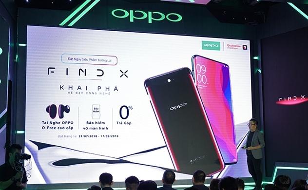 Oppo ra mắt Find X phiên bản cao cấp