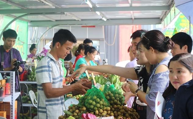 Lần đầu tiên Big C tổ chức Tuần lễ nhãn và nông sản an toàn tỉnh Sơn La