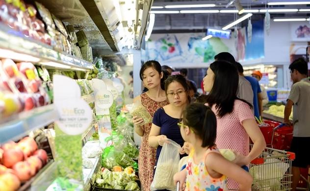 Sắp khai trương siêu thị Vinmart diện mạo mới tại toà tháp cao nhất Việt Nam