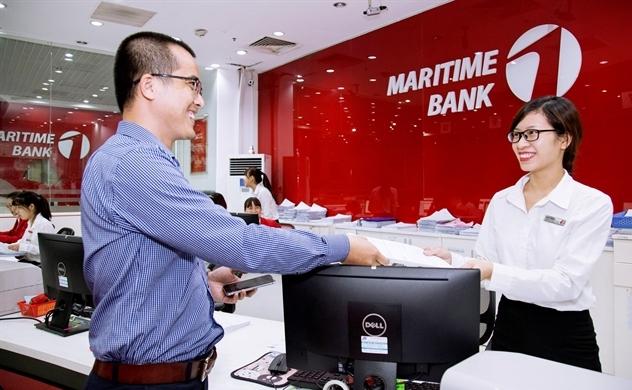 Chuyển tiền quốc tế điện phí 0 đồng tại Maritime Bank