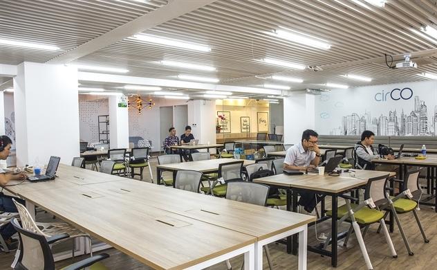 Quỹ East Ventures đầu tư vào coworking space CirCO