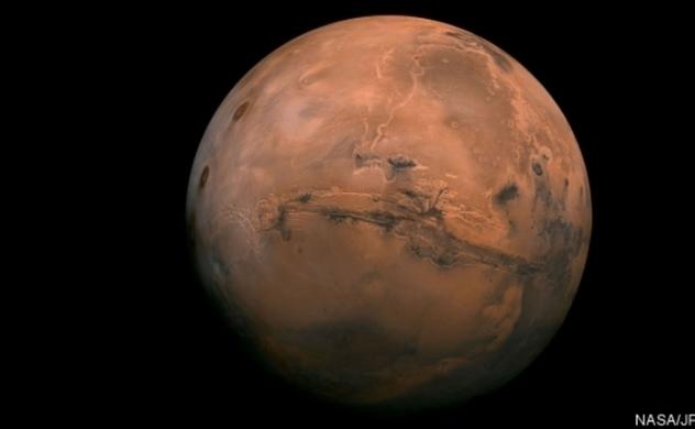 Tìm thấy bí ẩn mới trên sao Hỏa