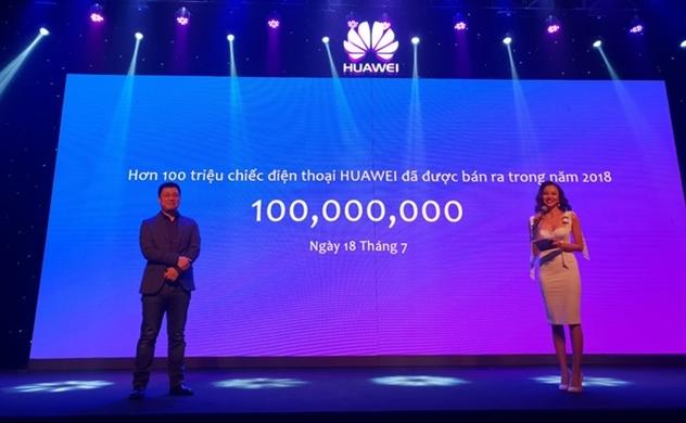 Huawei quyết giành thị phần điện thoại tầm trung tại Việt Nam