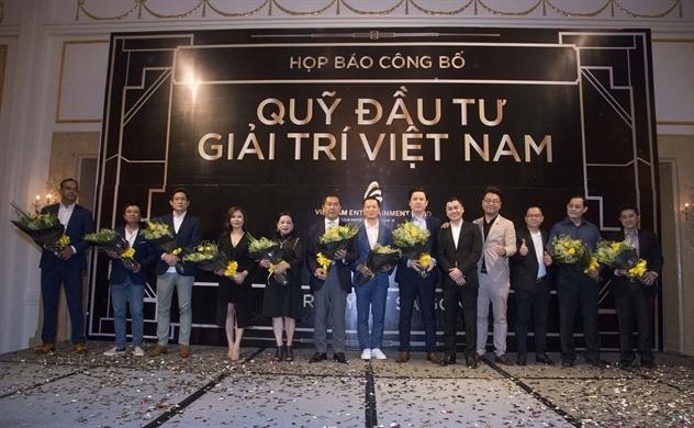 Yeah1 kết hợp 4 đối tác ra mắt Quỹ Đầu tư Việt Nam Giải trí (VEF)