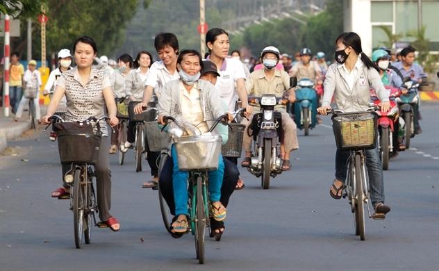 Giá nhân công Việt Nam không còn rẻ