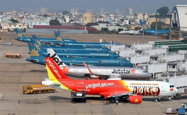 Hàng không Việt Nam: Nhiều điểm chưa thông