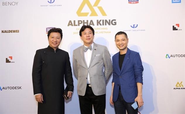 Alpha King: Nhà phát triển bất động sản quốc tế ra mắt tại Việt Nam
