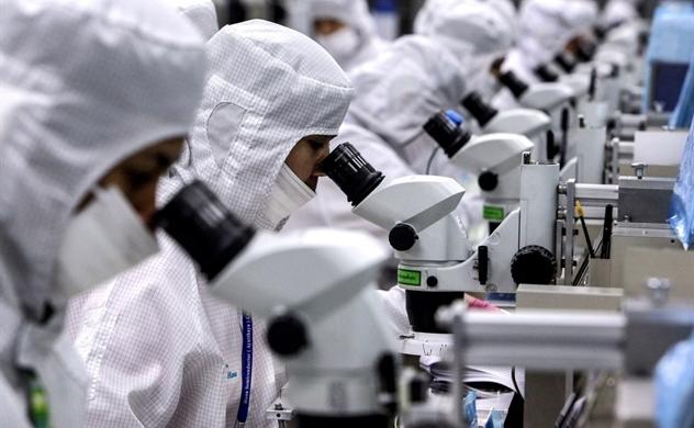 Ngành công nghệ châu Á hưởng lợi từ việc Mỹ áp thuế lên Trung Quốc