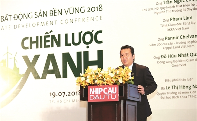 Ba mảnh ghép chiến lược của DKRA Vietnam