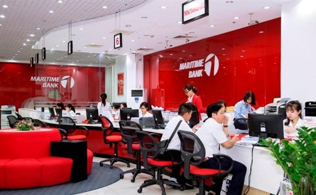 Hết quý II, Maritime Bank đạt hơn 268 tỷ đồng lợi nhuận