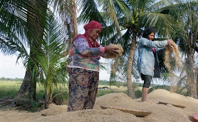 Báo động nạn đói trên toàn cầu