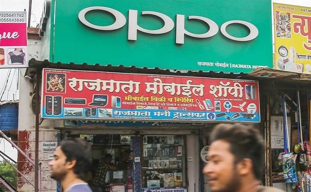 Ấn Độ: Chiến trường của các nhà sản xuất điện smartphone Trung Quốc