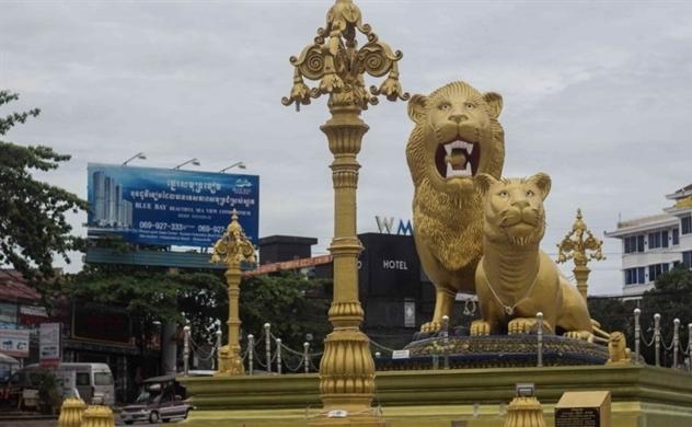 Campuchia ngập trong các khoản đầu tư từ Trung Quốc
