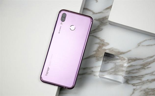 Honor ra mắt smartphone dành cho game thủ, giá dưới 7 triệu