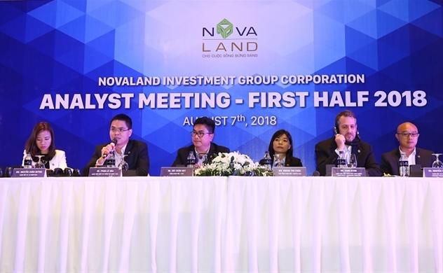 Novaland phát triển bất động sản nghỉ dưỡng