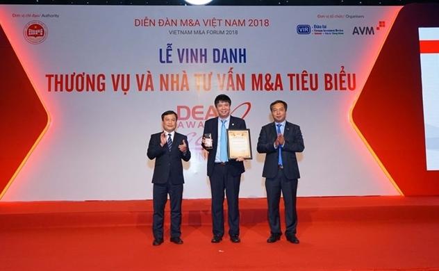 Diễn đàn M&A 2018:  BVSC nhận cú đúp giải thưởng
