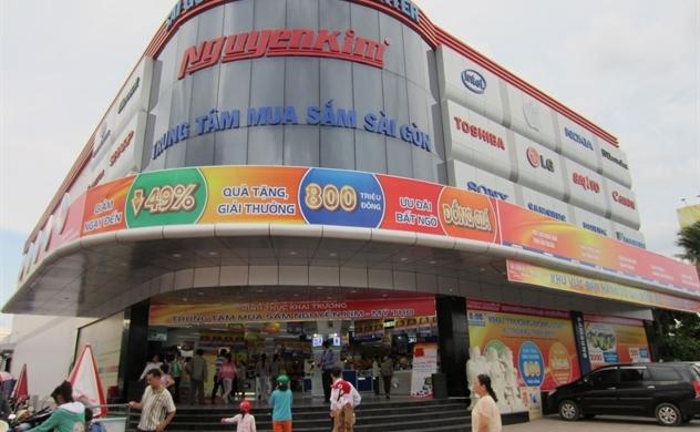 Nguyễn Kim mua thành công 9 triệu cổ phiếu của SADECO