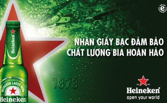 Hương vị thượng hạng của Heineken trong hành trình chinh phục thế giới