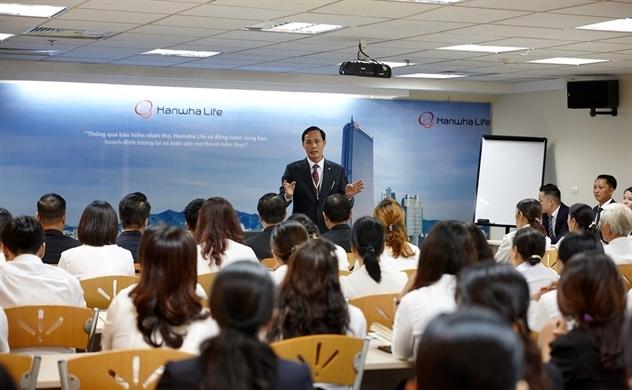 Những bước tiến mới của Tập đoàn Hanwha tại Việt Nam