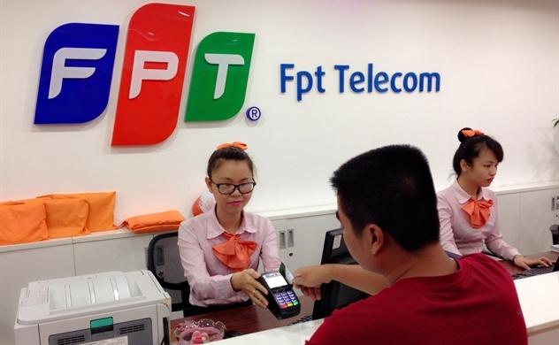 Thị trường nước ngoài góp 38% doanh thu của FPT