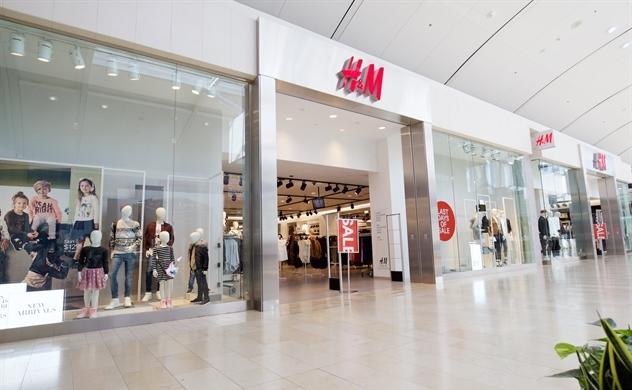H&M sở hữu 6 cửa hàng tại Việt Nam