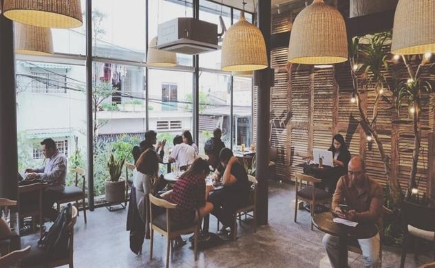 Kinh doanh chuỗi cà phê: Nội thắng thế ngoại