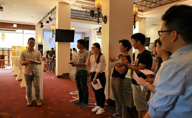 SVF định hướng khởi nghiệp cho sinh viên tại Đức