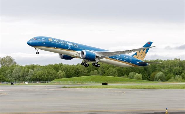 Vietnam Airlines lãi 6 tháng vượt gấp đôi kế hoạch