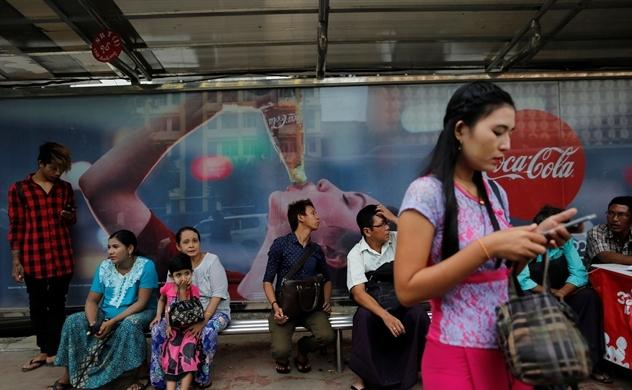 """Myanmar """"ngóng"""" sóng đầu tư"""
