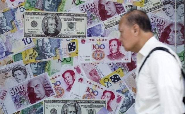 Tiền châu Á mất giá vì chiến tranh thương mại