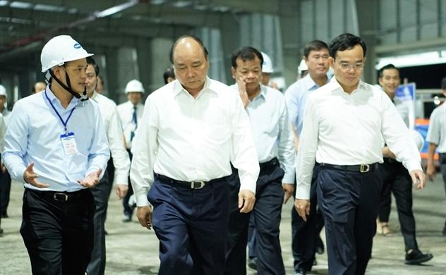 Thủ tướng: Mô hình chuỗi nông sản ở Tây Ninh sẽ lan tỏa