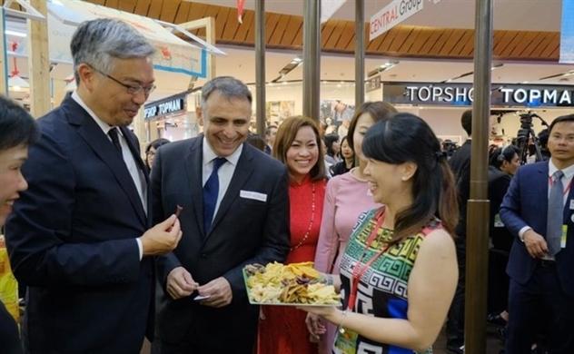 Tuần Hàng và Du lịch Việt Nam tại Thái Lan 2018