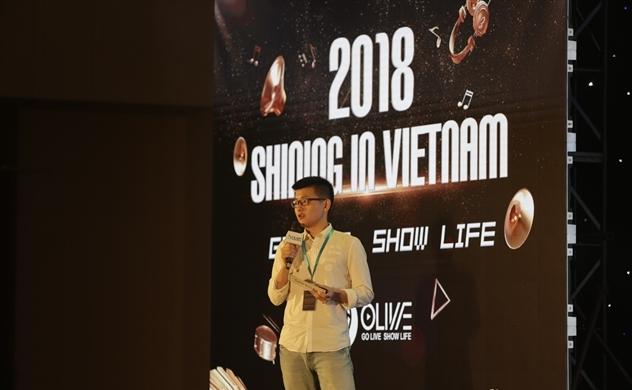 CEO OLive: Doanh thu livestream thế giới có thể cán mốc 7,4 tỉ USD
