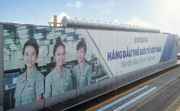 """Samsung vượt qua mốc 1 tỷ sản phẩm công nghệ cao """"made in Vietnam"""""""