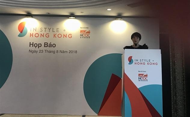 Instyle Hồng Kông 2018 diễn ra vào tháng 9 tại TP. HCM
