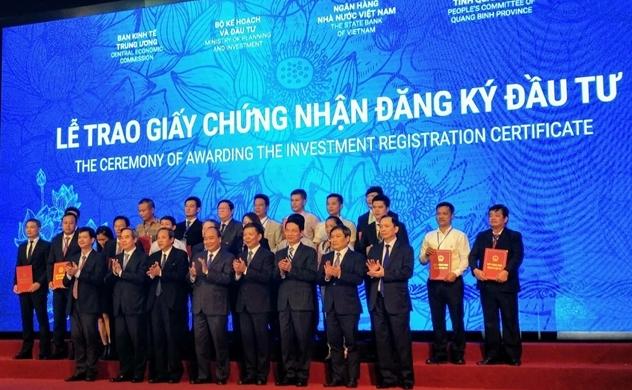 7 tỉ USD sẽ được đầu tư vào Quảng Bình