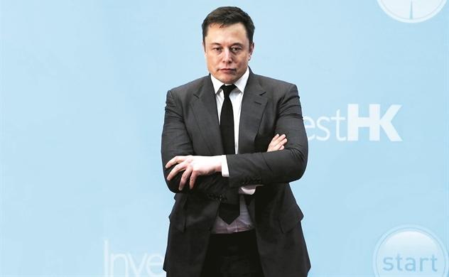 Elon Musk cũng có lúc rơi lệ