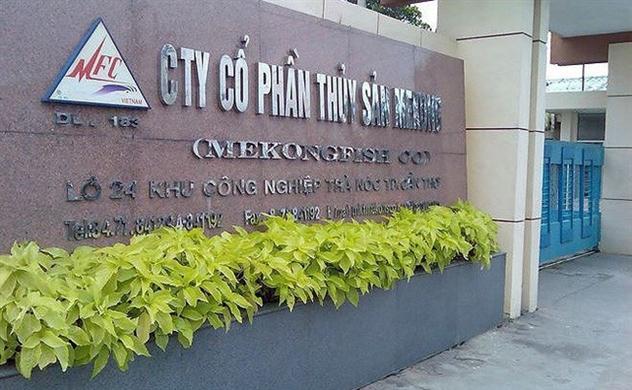 Thủy sản Mekong có nguy cơ hủy niêm yết