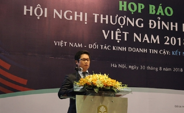 Hội nghị Thượng đỉnh Kinh doanh Việt Nam năm 2018