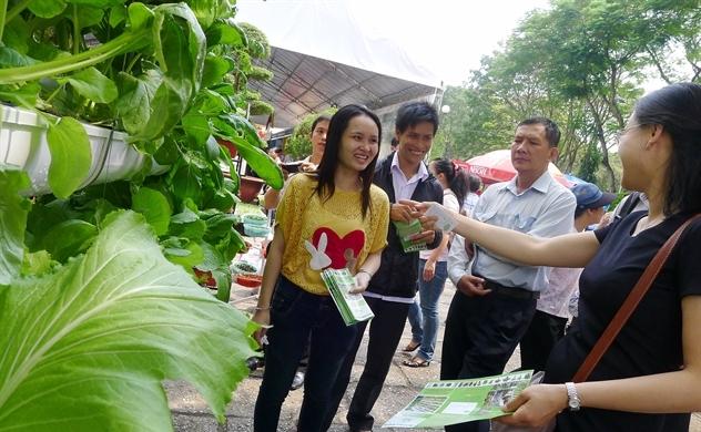 Từ 15.10, doanh nghiệp nhỏ được ưu đãi làm nông nghiệp hữu cơ