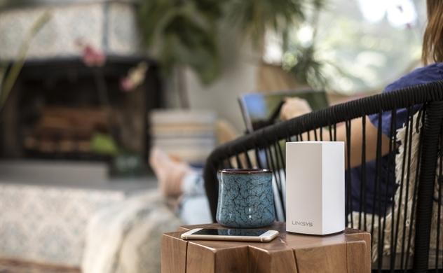 Velop: Hệ thống Wi-Fi công nghệ Mesh của Linksys