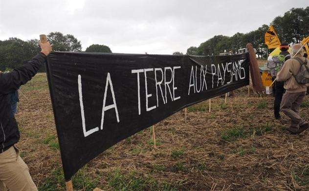 Người Pháp giận dữ vì Trung Quốc mua đất nông nghiệp