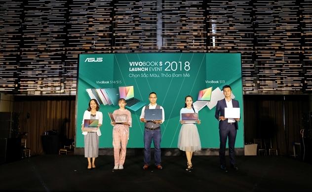 ASUS Việt Nam ra mắt VivoBook S15/ S14/ S13