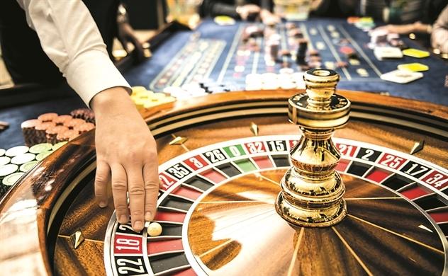 Casino đổ về miền Trung