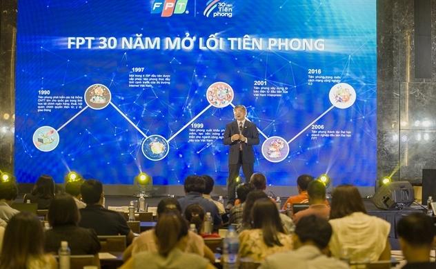 FPT tổ chức sự kiện công nghệ lớn nhất lịch sử hoạt động